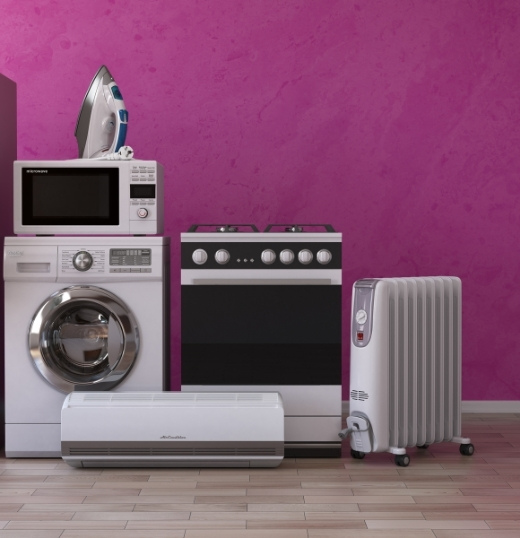 Appliance removal in Monroeville