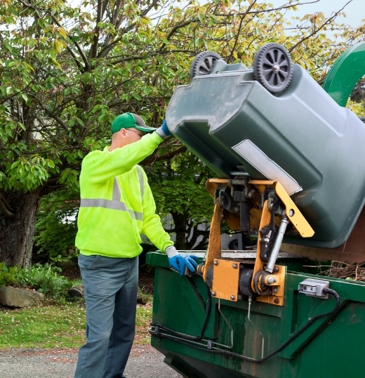 Junk removal in Monroeville, PA